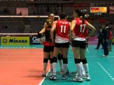 Thailand - Turkey (World Grand Prix 2012, SET3)