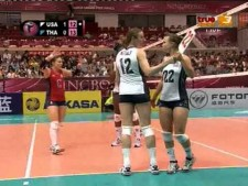 Thailand - USA (World Grand Prix 2012, SET2)