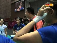 Thailand - Brazil (World Grand Prix 2012, SET3)