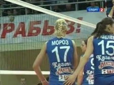 Kazan - Moscow (Final Superliga 2011/12, 1st match - SET3)