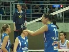 Kazan - Moscow (Final Superliga 2011/12, 1st match - SET4)