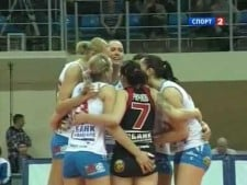 Kazan - Moscow (Final Superliga 2011/12, 1st match - SET5)