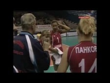 Dinamo Moscow - Zarechie Odintsovo (Russian Cup 2011, SET4)