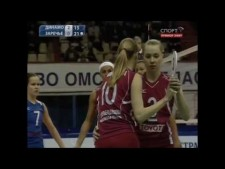 Dinamo Moscow - Zarechie Odintsovo (Russian Cup 2011, SET3)
