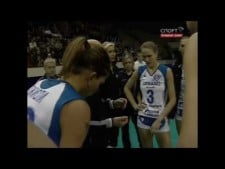 Dinamo Moscow - Zarechie Odintsovo (Russian Cup 2011, SET2)