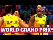 Brazil Road to World Grand Prix 2015 Final Six