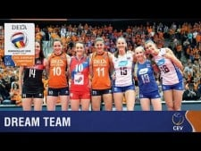 Best players of EuroVolley 2015