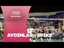 Lovely Aydinlar great action (Turkey - Belgium)