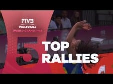 Long rally actions (World Grand Prix 2016, 1st week)