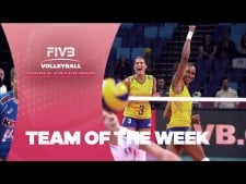 Team of the Week - World Grand Prix 2016 (1st week)