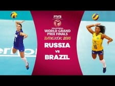 Russia - Brazil (Highlights)