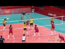 This is Women's Volleyball