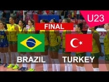 Turkey U23 - Brazil U23 (full match)