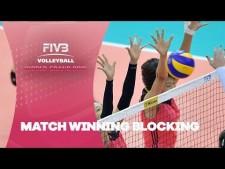 Match winning monster blocks for China