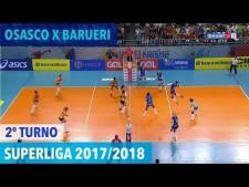 Nestlé/Osasco - Hinode Barueri (full match)
