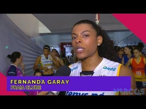 Fernanda Garay in season 2017/18