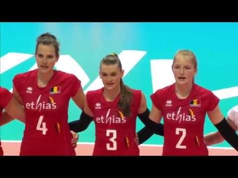 China - Belgium (full match)