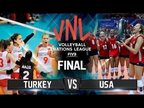 Turkey - USA (Highlights)