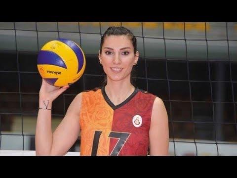 Neslihan Demir in match Novara - Istanbul