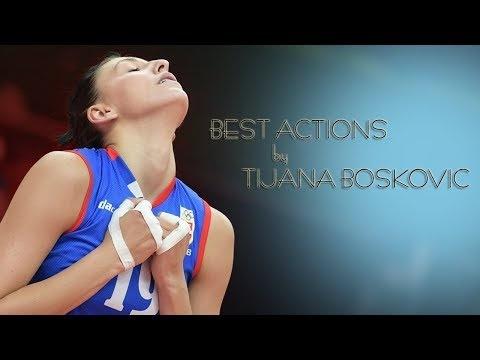 TOP10 Best Actions by Tijana Bošković