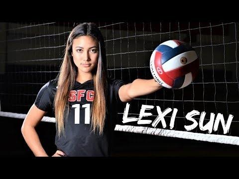 Lexi Sun in season 2017/18
