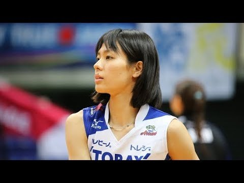 Top 40 Powerful Volleyball Spiker by Saori Sakoda 迫田さおり|