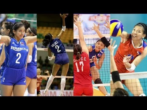 TOP 20 Best Spikes of Alyssa Valdez|Phenom|Philippine Volley