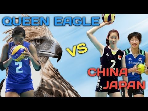 ALYSSA VALDEZ GAME HIGLIGHTS VS CHINA & JAPAN | ASIAN GAMES