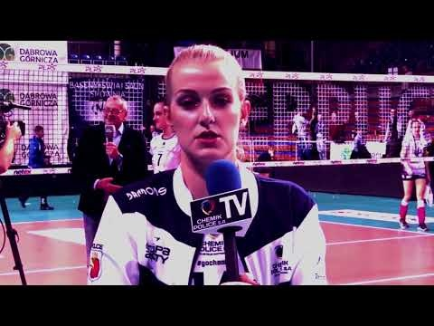 A beautiful side of volleyball