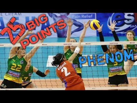 "ALYSSA VALDEZ ""25 POINTS"" AGAINST AUSTRALIA 