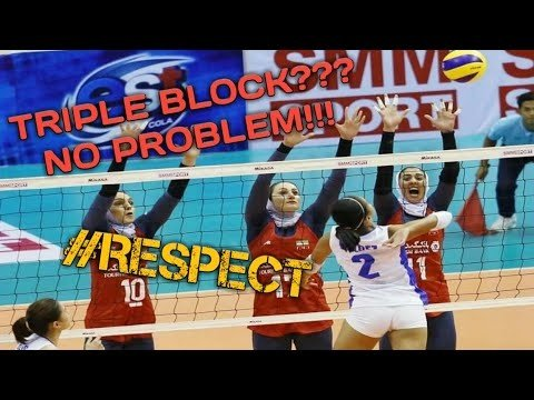 "ALYSSA VALDEZ ""24 BIG POINTS AGAIN"" VS IRAN 