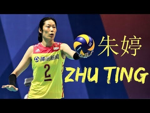 Zhu Ting in VNL 2018