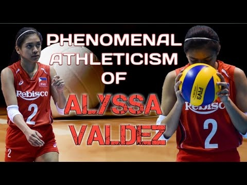 ALYSSA VALDEZ GAME HIGHLIGHTS AGAINST SOUTH KOREA | AVC CUP