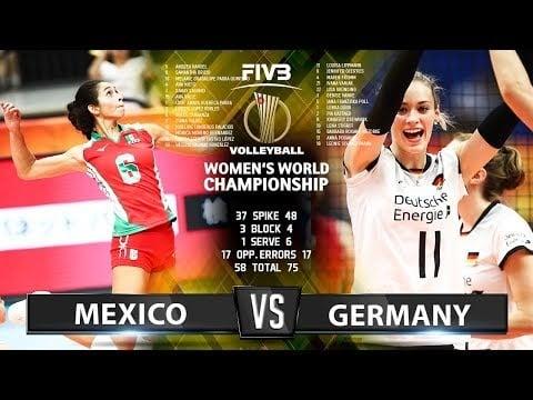 Mexico - Germany (Highlights)