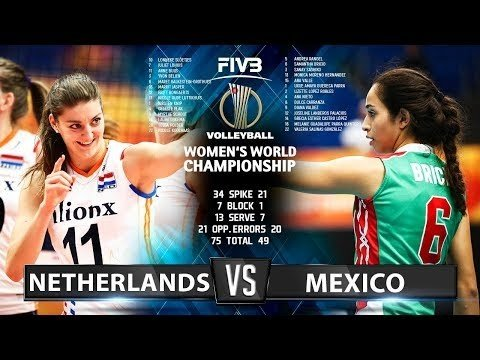 Netherlands - Mexico (Highlights)