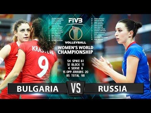 Bulgaria - Russia (Highlights)