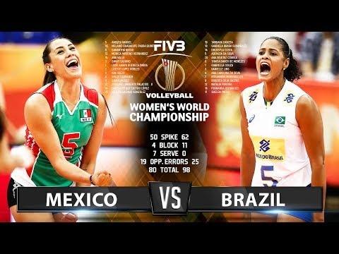 Mexico - Brazil (Highlights)
