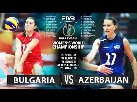 Bulgaria - Azerbaijan (Highlights)