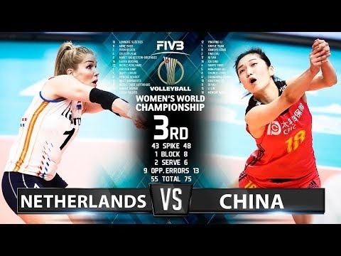 Netherlands - China (Highlights)