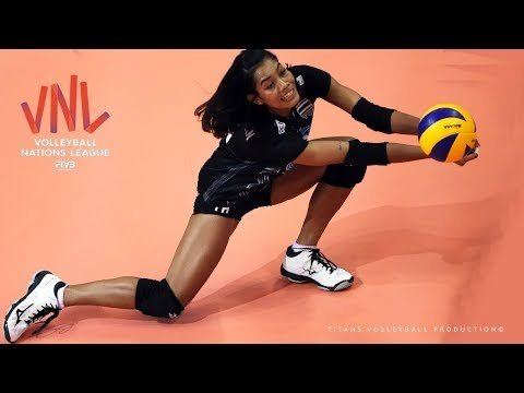 Best Women's Volleyball Actions Vol. 2 | VNL 2018