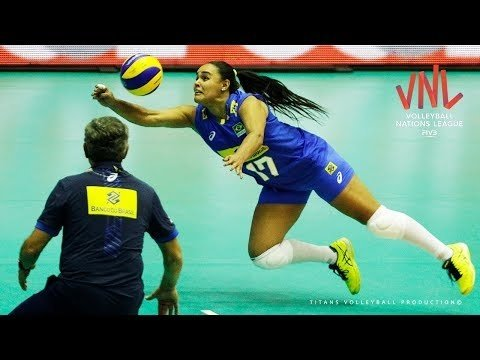 Suelen Pinto - BEST Volleyball LIBERO Women's VNL 2018