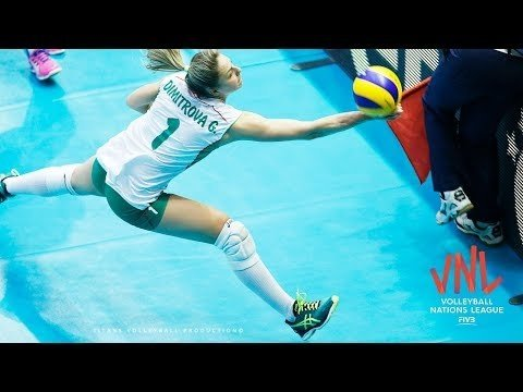 Women's Volleyball CRASH #2 | VNL 2018