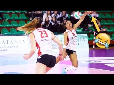 LONG RALLY - BEST VOLLEYBALL ACTIONS 2018