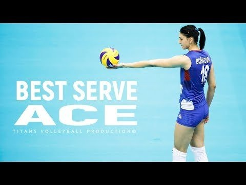 Best aces in VNL 2018