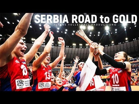 Serbia in World Championships 2018