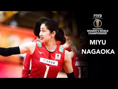 Miyu Nagaoka in World Championships 2018