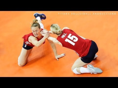 Best Women's Volleyball Actions Vol. 3 | VNL 2018