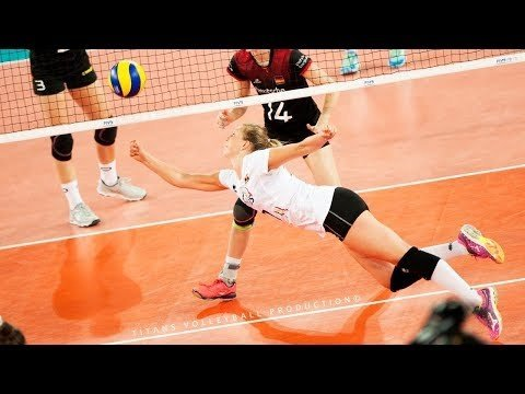 Best Women's Volleyball Actions - DIGS SAVES Vol. 5 | VNL 20