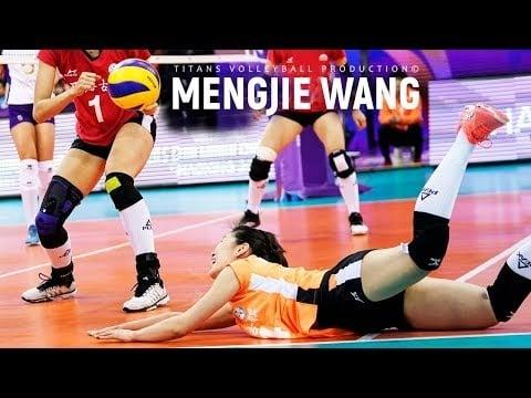 Wang Mengjie in Club World Championship 2018/19