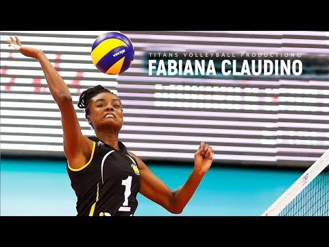 Fabiana Claudino in Club World Championship 2018/19